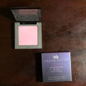 Urban Decay Afterglow Blush in X-Rated